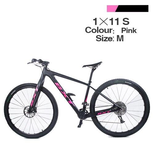M pink