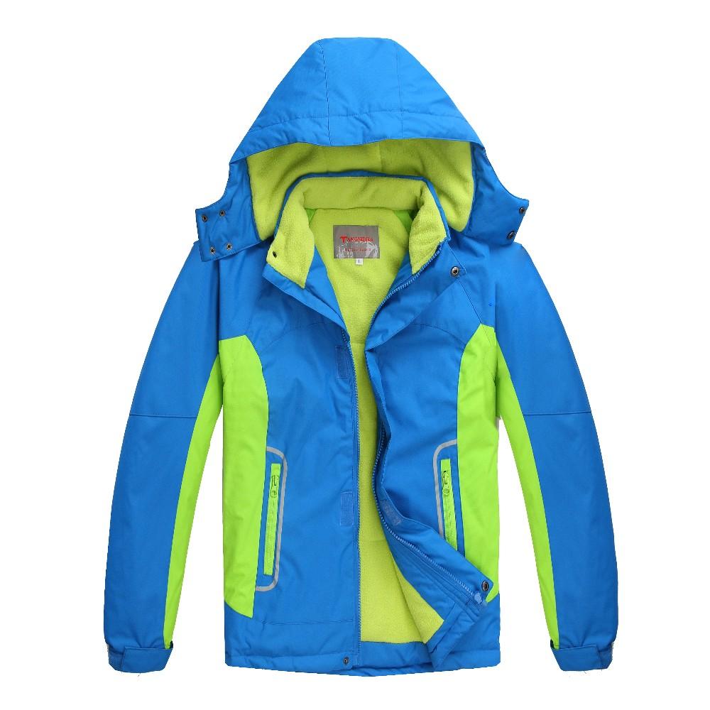 62f7589b68a1 Children Outerwear Warm Coat Sporty Kids Clothes Double deck ...