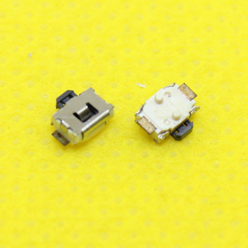 cltgxdd AJ-065 10PCS Power button for <font><b>Nokia</b></font> 5800 N81 <font><b>6300</b></font> 2P SMD Power switch <font><b>Phone</b></font> button image