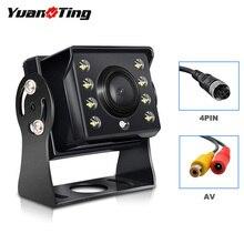 YuanTing, ночное видение, светодиодный, HD камера, грузовик, автобус, прицеп, слепое место, заднего вида, автомобильный мониторинг, реверсивное изображение, IP67, водонепроницаемый