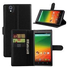 PP ZTE Z970 Кожаный Бумажник Телефон Case Для ZTE Z макс Z970 откидная крышка case С Держателем карты и стоять функция