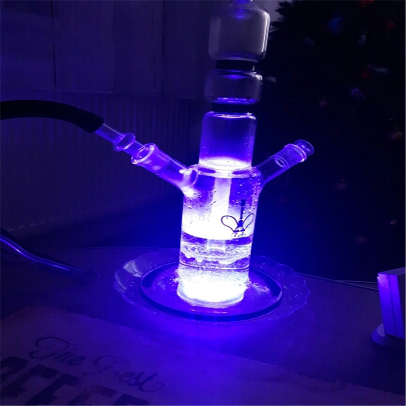 7cm promjer 3AAA akumulatorske potopne vodootporne LED svjetla s - Rasvjeta za odmor - Foto 6