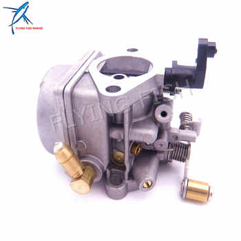 Outboard Engine Carburetor Assy 6BX-14301-10 6BX-14301-11 6BX-14301-00 for Yamaha 4-stroke F6 F6CMH Boat Motor