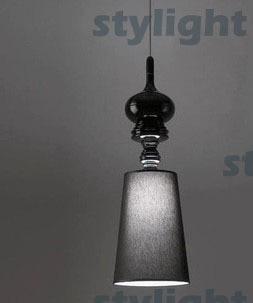 Small size metalarte hanging lamp Jaime Hayon Josephine mini pendant lamp white black gold silver dinning room living room light