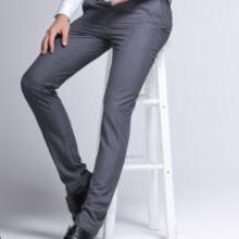 8c90c942295 Осень зима новый для мужчин s повседневные штаны для мужчин мужской  мотобрюки стрейч Молодежный тренд Маленькие ноги TS-48