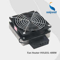 (HVL031-400W) Die-cast Aluminium Fan Heater with Axial Fan