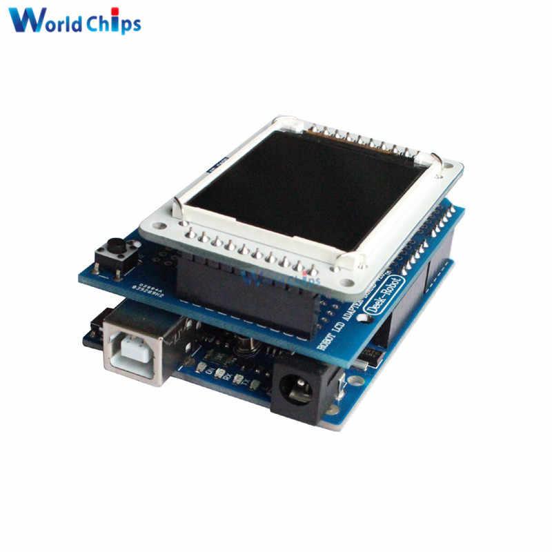 Carte d'extension de carte adaptateur LCD TFT pour Arduino UNO R3 pour Leonardo R3 Esplora Module d'affichage TFT 1.8 pouces offre spéciale