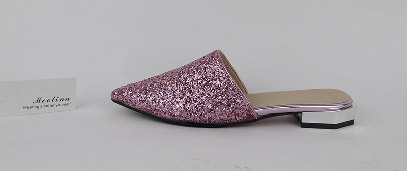 Size Lady Pointed Toe 8