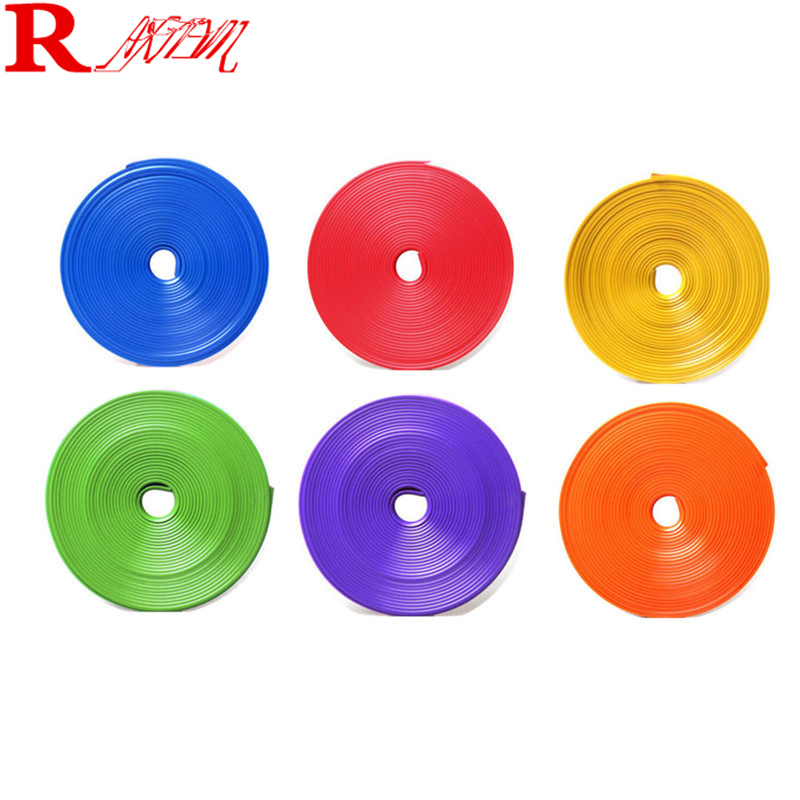 8M Car Wheel Hub Tire Protection Sticker For BMW E46 E52 E53 E60 E90 F01 F20 F10 F30 F15 X1 X3 X5 X6