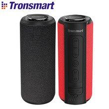 Tronsmart T6 плюс Bluetooth динамик 40 Вт портативный динамик глубокий бас Саундбар IPX6 Водонепроницаемый внешний аккумулятор функция SoundPulse