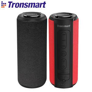 Tronsmart Bluetooth Speaker Soundbar Power-Bank-Function Deep-Bass Waterproof T6-Plus