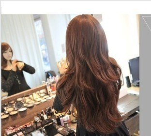 Pelucas Promotion Time Limited Wig 2015 Japanese And Korean Fashion Style Long  Hair Fluffy Oblique Bangs Wig Hairstyle Popular On Aliexpress.com | Alibaba  ...