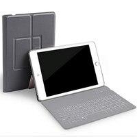 Gerleek Bluetooth Keyboard Cases for iPad Pro Tablet PC 10.5 inch Cover Wireless Folding Ultra Thin Keyboard Shell