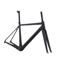 Super Hight 700C Carbon Road Frame BB30 Size 52cm Carbon Bike Frame