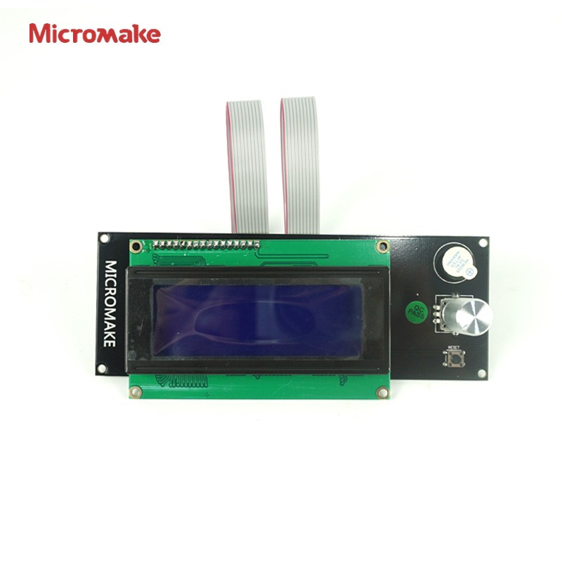 Micromake 3D Printer LCD Screen 2004 Smart Controller