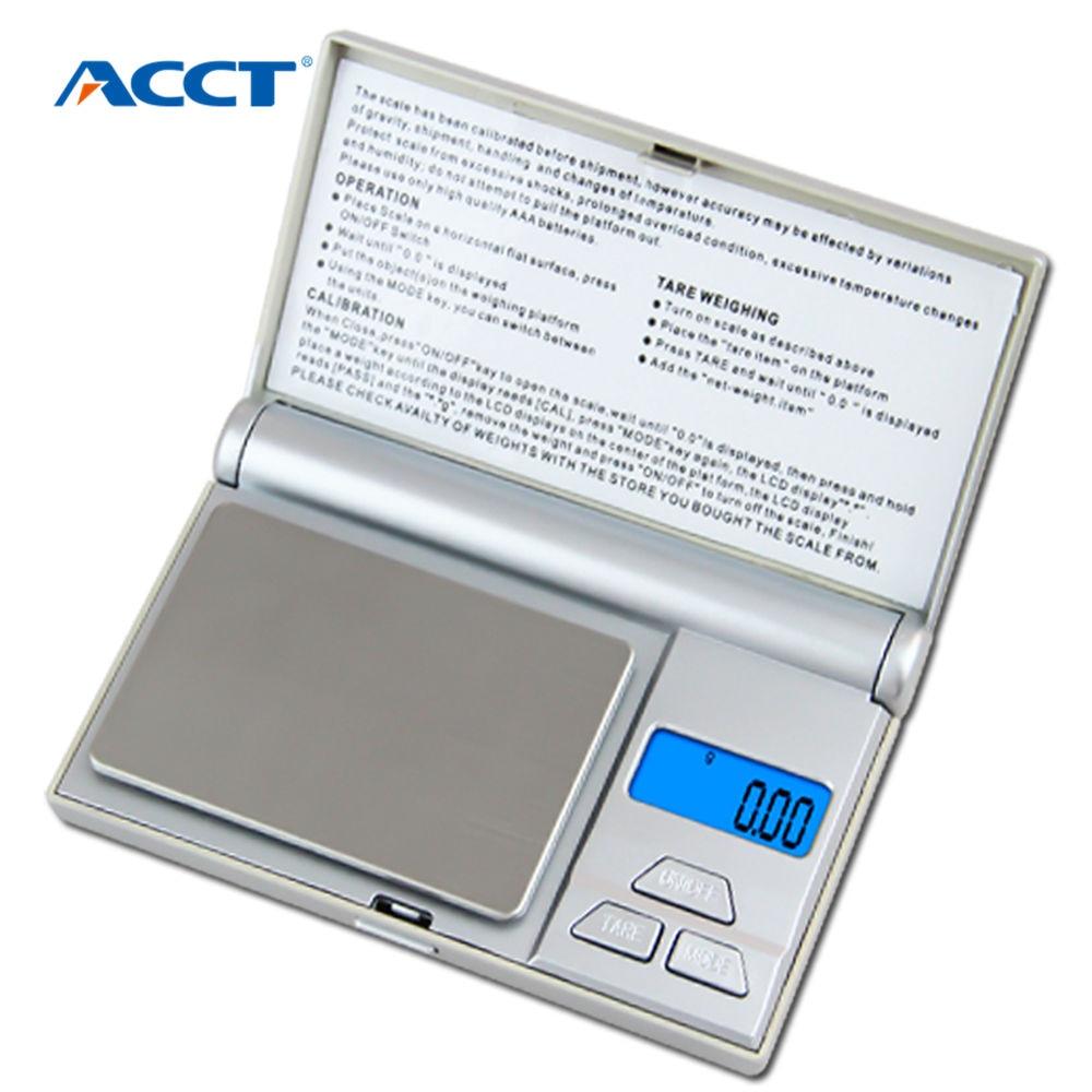 Precyzyjna cyfrowa waga 200g x 0,01g dla złotej biżuterii srebrnej Skala 0,01 Bilans kieszonkowy Elektroniczna waga ręczna