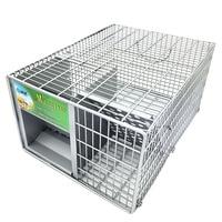 Professional Reusable Bigger Rat Trap Cage Animal Pest Rodent Mice Mouse Bait Catch Capture
