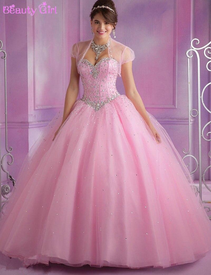 Vestidos de fiesta de quince años 2016 El Último Diseño Fotos Reales ...