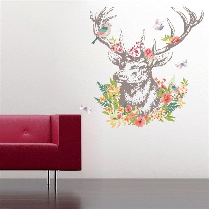 online get cheap bloemen muurstickers stickers -aliexpress, Deco ideeën