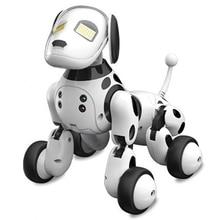 Intelligent RC Robot Dog Toy Smart Electronic Pets Dog Kids