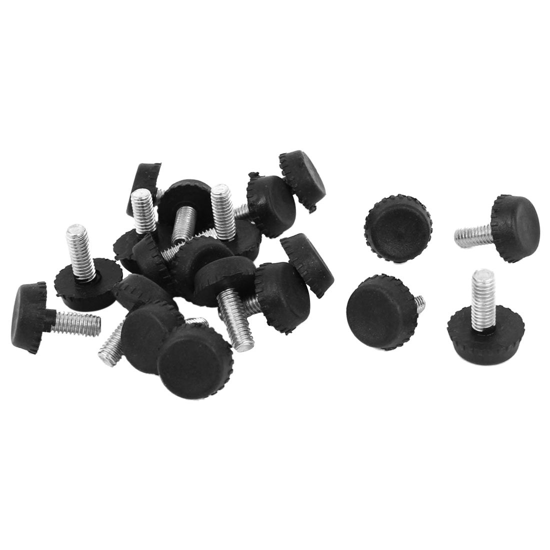 20pcs Screw On Type Furniture Glide Leveling Foot...