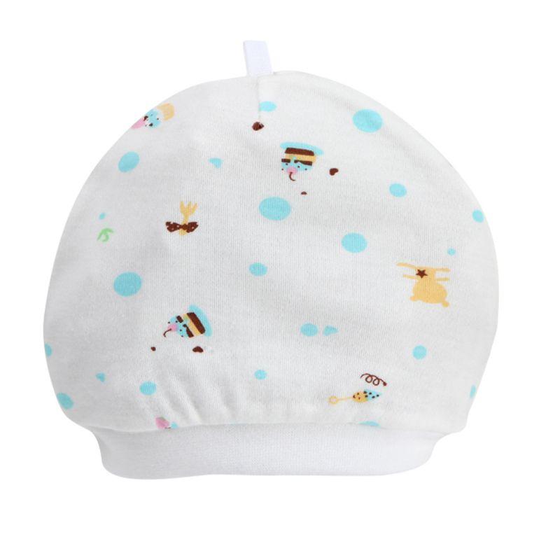 Warm Cotton Toddler Soft Cap Hat 0-3 Months Newborn Baby Kids Child Beanie