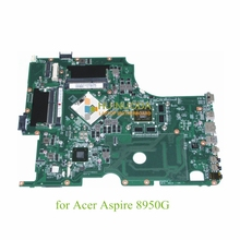 DA0ZYFMB8D0 MBRCR06002 MB.RCR06.002 For acer aspire 8950G laptop motherboard HM65 DDR3 ATI HD 6630M