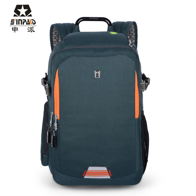 SINPAID New Backpack For MacBook 15.6 for 14 Notebook Laptop Bag Fashion Leisure Bag Student Bag Business Bag Free Shipping new neoprene laptop bag for macbook 13 waterproof laptop sleeve for macbook pro 13 15 case free keyboard cover notebook bag 14