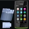 Nuevo 5 unids/lote CLEAR LCD Protector de Pantalla Cubierta de La Película para Nokia 500