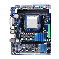 AMD A78 Motherboard AM2 DDR3 Memory Dual channel Supports AM3 938 Dual Core Quad Core AMD AM2 940 AM3 938 series CPU