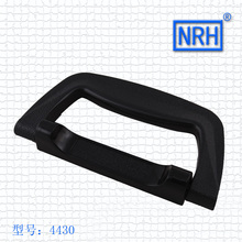 NRH4430 Black  tool box handle high quality Flight case road case replacement golf box handle performance equipment case handle