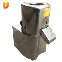 120kg/h vegetable chopping machine/ginger potato cutting machine/vegetable shredding machine
