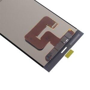 Image 5 - Para Sony Xperia XZ1 G8341 G8342 Monitor LCD Digitador Assembléia Vidro Sony Xperia XZ1 Exibição do Monitor LCD Frete grátis