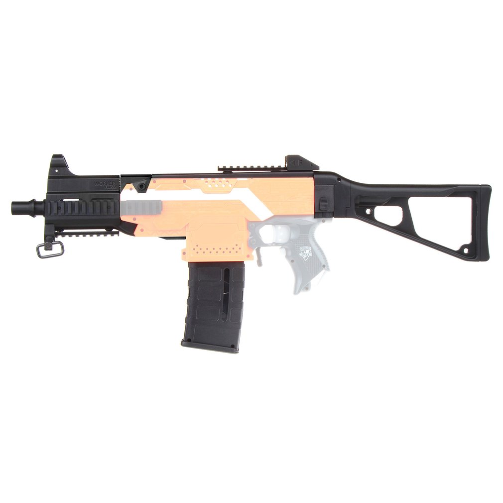 Ouvrier F10555 UMP9 fusil Imitation Kit impression 3D haute résistance Combo pour Stryfe modifier jouet pour Nerf pièces bricolage jouets pistolet cadeau