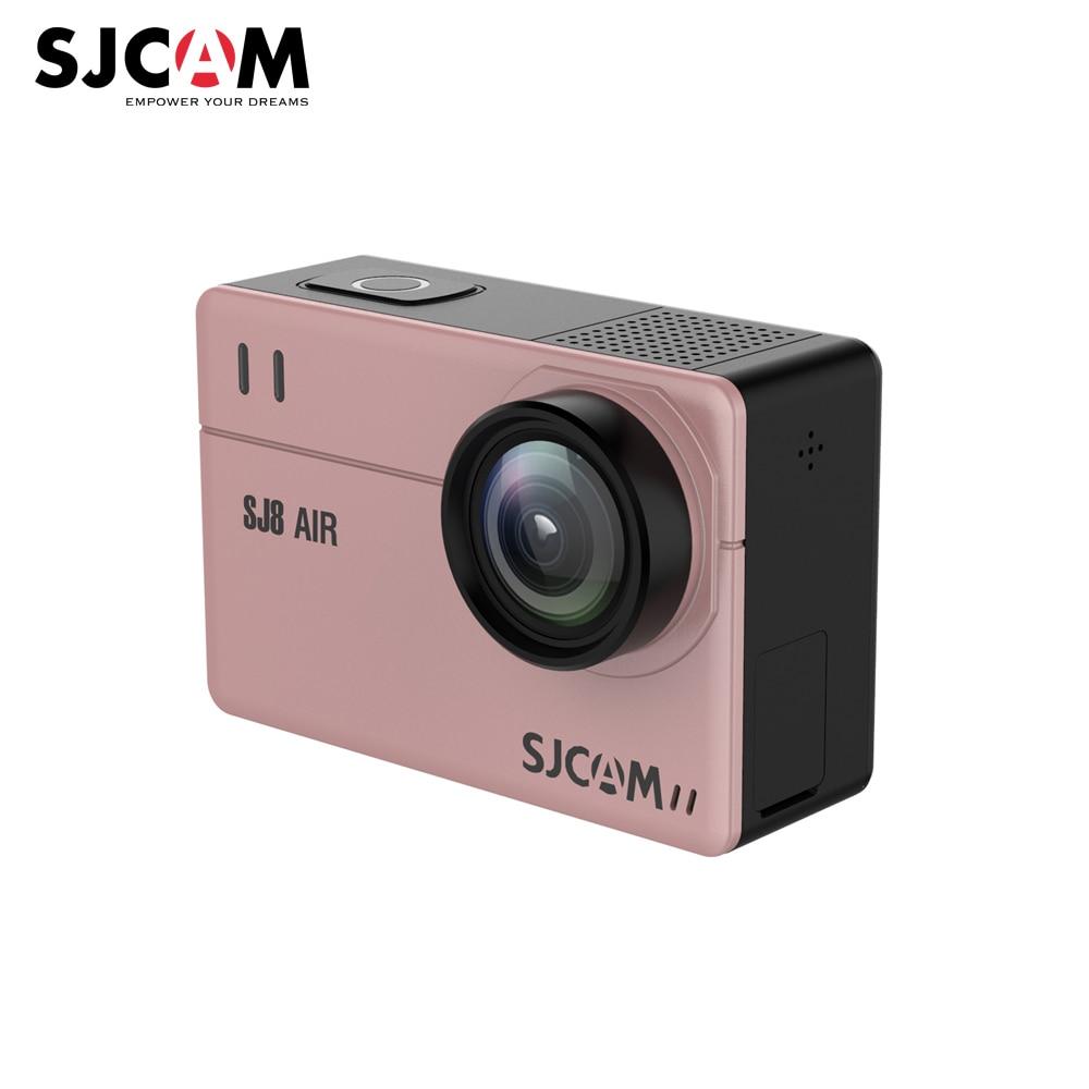 In Stock! SJCAM SJ8 Pro/SJ8 Plus/SJ8 Air Action Camera 1296P 4K 30fps / 60fps Sports DV Remote Control