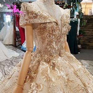Image 3 - AIJINGYU فساتين زفاف كبيرة الحجم مصنوعة في تركيا الأميرة نمط الدانتيل اليونان الأبيض ثوب الزفاف 2021 2020