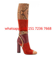 Cheap Snakeskin Boots