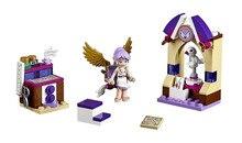 BELA Elves Aira's Creative Workshop Building Blocks Kits Figure Model Toys Bricks Marvel minifigures compatible legoe