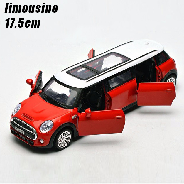 Toys For Cars : Kids toys extended limousine metal toy cars model