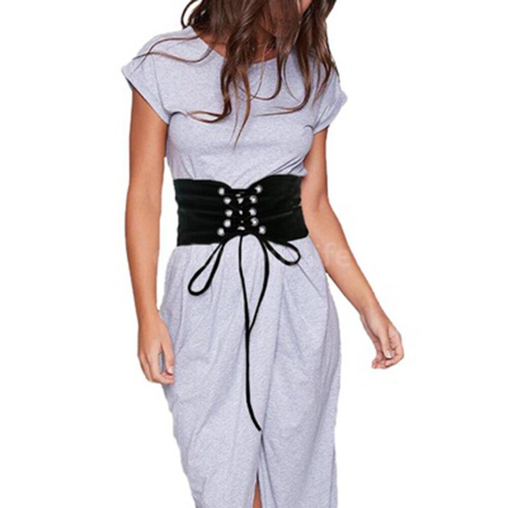 Objective Leopard Print Belt Woman Dress Strap Waist Belts Female Fashion Clothing Accessories Girls Adjustable Decoration Waistband Women's Belts