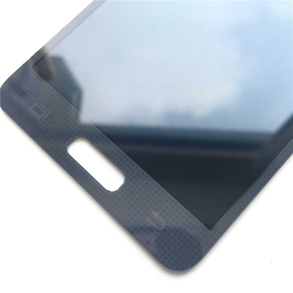 Super AMOLED LCD de alta calidad para Samsung Galaxy Note 4 Mini Alpha G850 G850F teléfono LCD pantalla táctil digitalizador la Asamblea