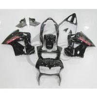 Мотоцикл окрашенные ABS Пластик обтекатель хомут комплект для Honda VFR800 VFR 800 1998 2001