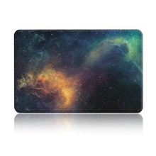 New Marble Galaxy Hard Case For Macbook Air 13 A1466 With Keyboard Cover For MacBook Air Pro Retina 11 12 13 15 inch Laptop Bag
