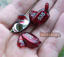 Repair font b Parts b font Housing Shell Crust For Shure SE535 Noise Sound Isolating Earphone