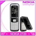 Refurbished Original 2720F Nokia 2720 Fold Unlocked Cell Phone Bluetooth Jave One Year Warranty Free Shipping