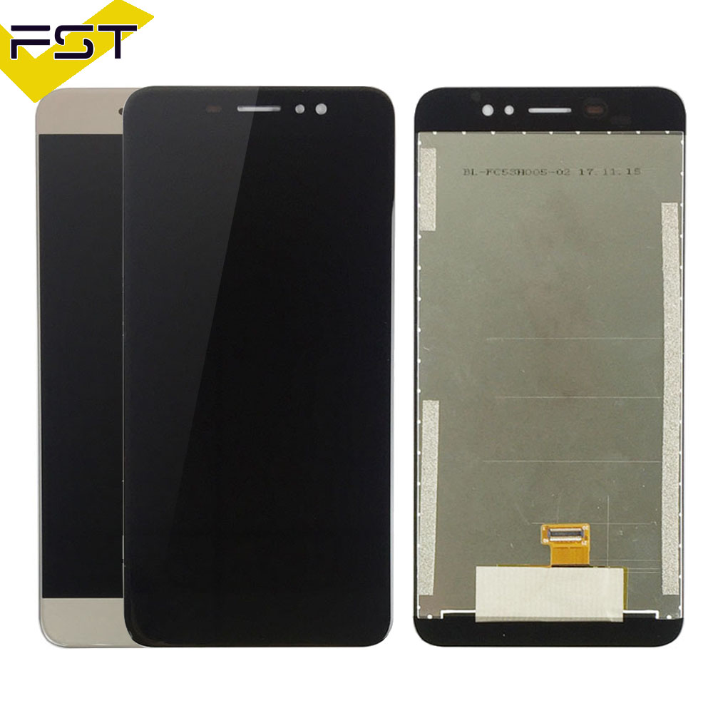 Per Ulefone S8/S8 Pro Display LCD e Touch Screen 100% provato Screen Repair Digitizer Assembly Parts + Free strumenti