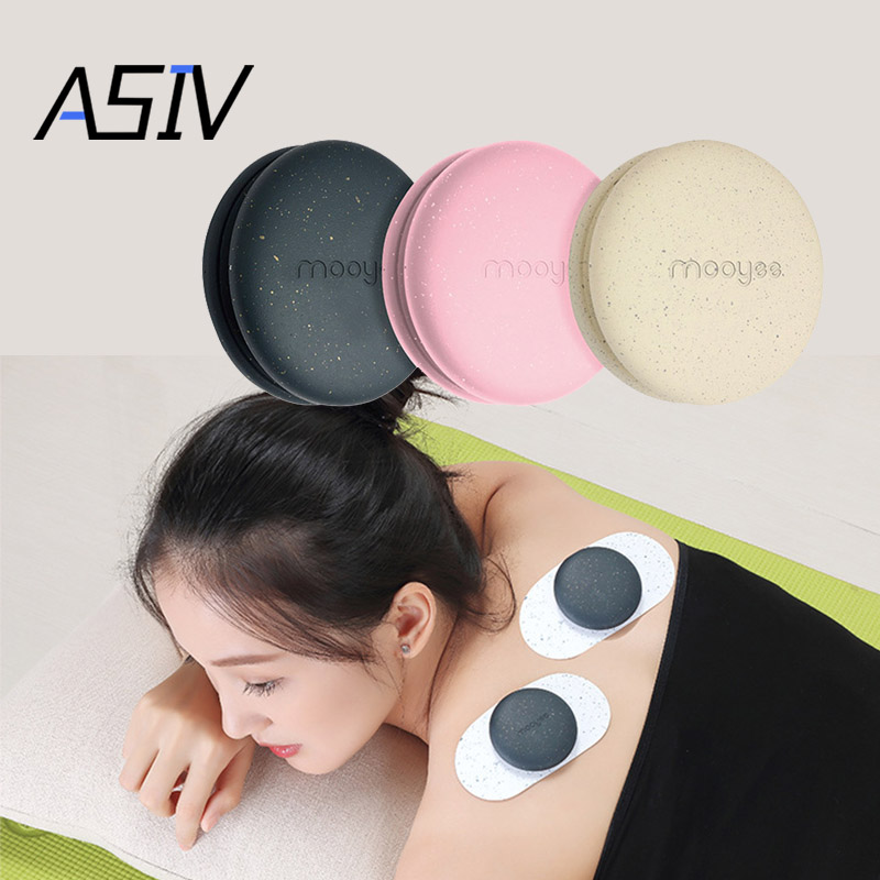 2017 New Mooyee Relaxation M2 Mini Portable Bluetooth Intelligent Multi-function Electronic Body Massager For Old Man Woman Men