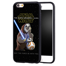 Star Wars Sloth Case For Samsung