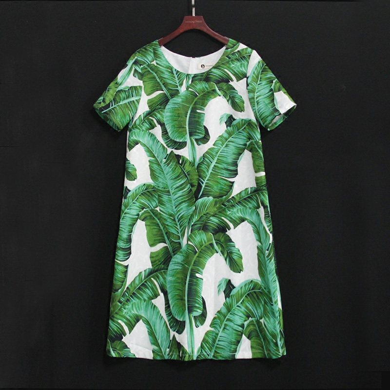 Summer kids banana leaves plus size children family look clothes mother baby girl beach dress mommy and daughter fashion dressesSummer kids banana leaves plus size children family look clothes mother baby girl beach dress mommy and daughter fashion dresses