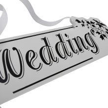 "Wooden Tablet ""Wedding"""